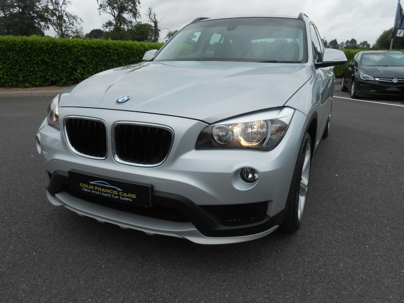BMW X1 XDRIVE18D SE *LEATHER HEATED SEATS*PARKING SENSORS*4 WHEEL
