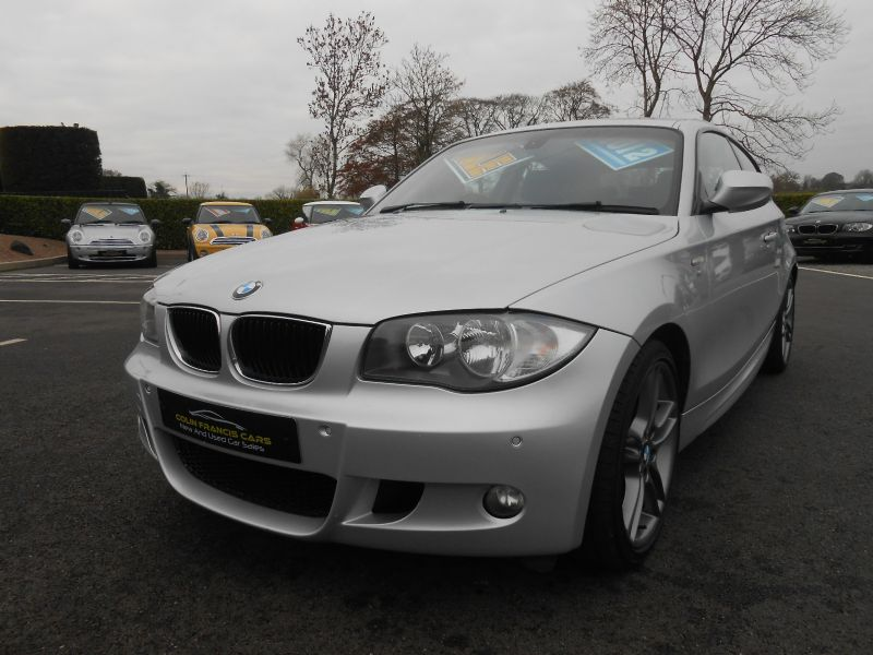 BMW 116I PERFORMANCE EDITION *HALF LEATHER**PARKING SENSORS*