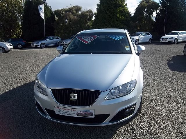 sold seat exeo 2 0tdi cr sport colin francis cars. Black Bedroom Furniture Sets. Home Design Ideas