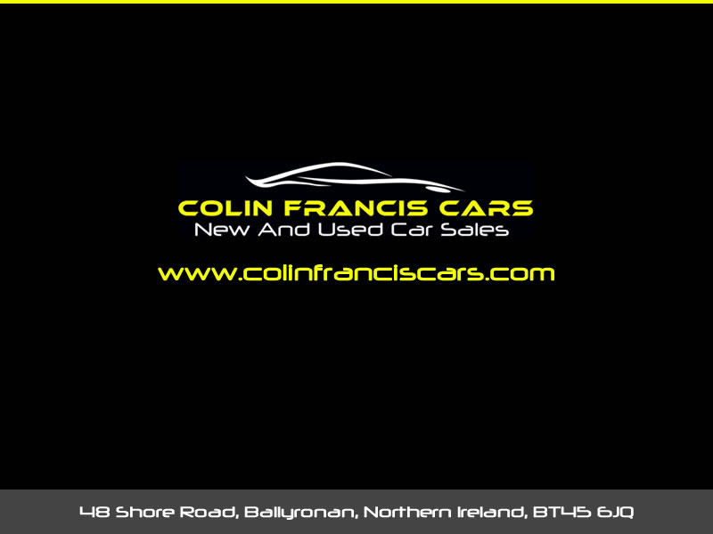 a93c7ccab92261 Colin Francis Cars - Used cars Mid Ulster